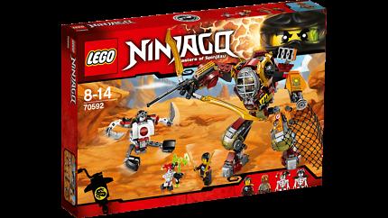 Lego Ninjago - 70592 Salvage M.E.C. - Brand New Sealed Box