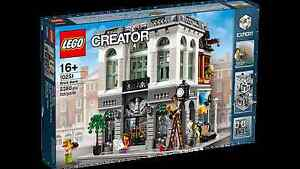 Lego 10251 Brick Bank modular creator New in Box! North Ward Townsville City Preview
