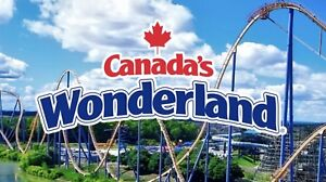 Canada's Wonderland Any Day Admission $35