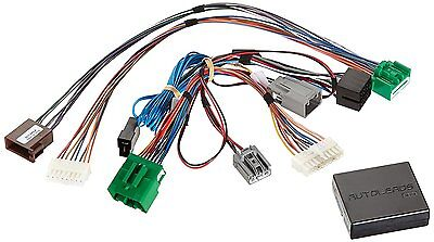 VOLVO ISO PARROT BLUETOOTH HANDS FREE ADAPTOR WIRING LOOM LEAD