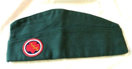 SSS Senior Service WWII Official Girl Scout EUC HAT 1942 Garrison Extremely RARE