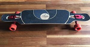 Longboard! Brand new 2017 Tan Tien Loaded Southbank Melbourne City Preview