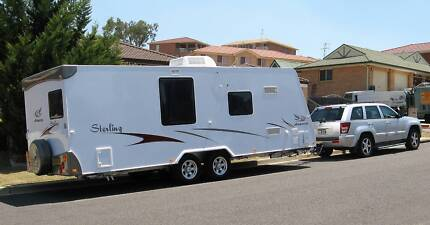 2006 Jayco Sterling 23.72-1 Queanbeyan Queanbeyan Area Preview