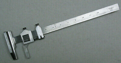L.s. Starrett No. 454 12 Machinist Vernier Height Gauge