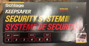 Schlage Keepsafe wireless security system