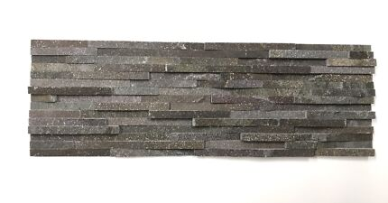 WALLING- Java Basalt Stack 600 x 200mm -$80 per sqm