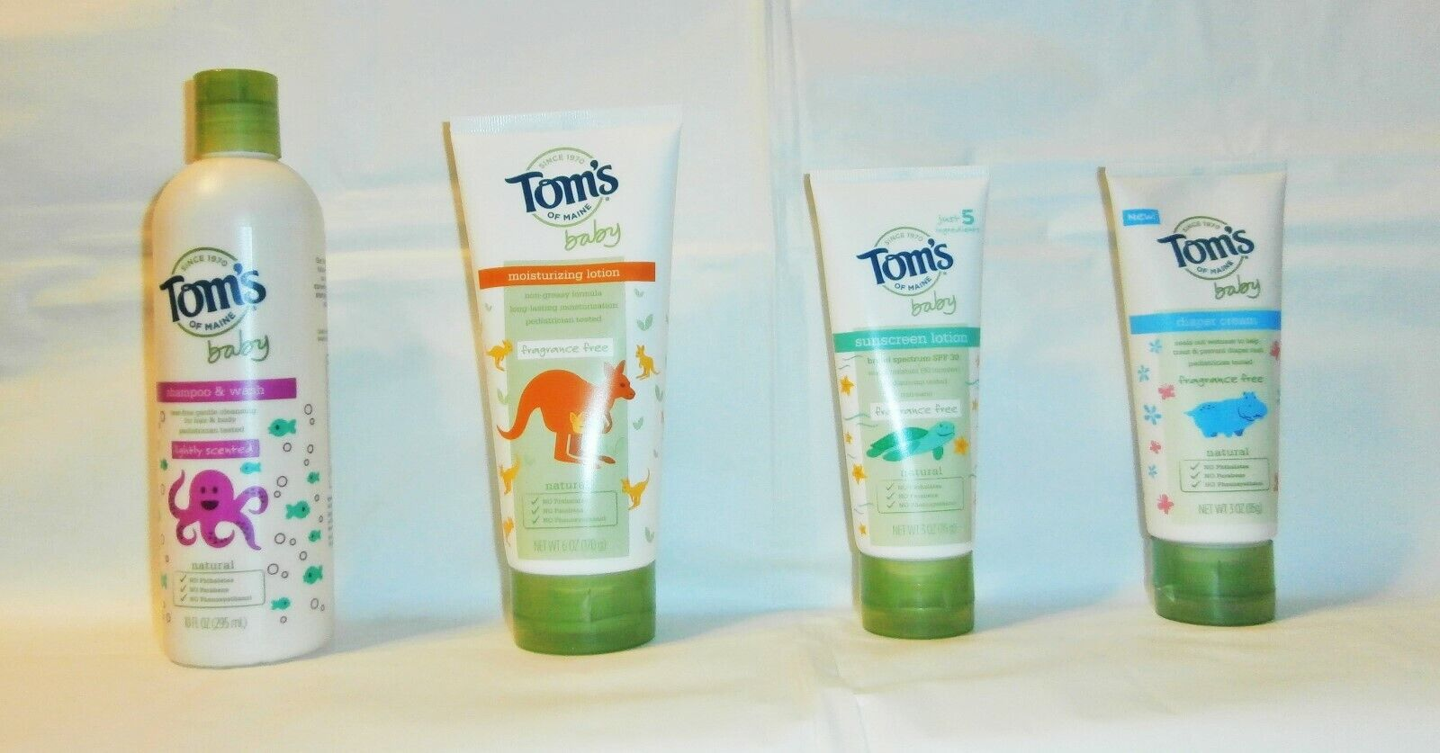 "Tom's of Maine Baby Products 1 Item ""You Pick"" NEW"