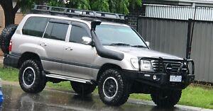2005 Toyota Landcruiser 100 series v8
