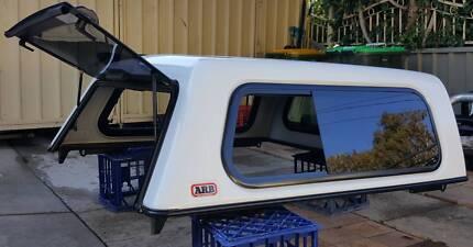 NEAR NEW ISUZU DMAX D MAX ARB SMOOTH CANOPY - RG COLORADO 2012-17