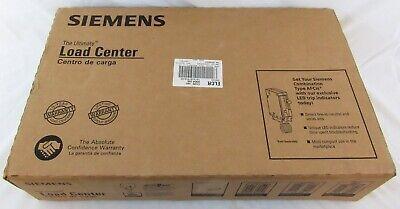 Siemens 100 Amps Indoor Main Breaker Load Center