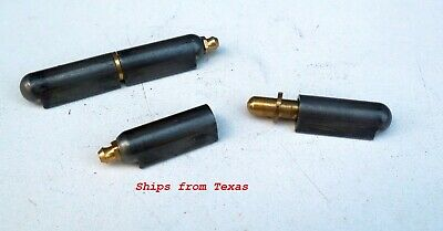 3 Weld On Bbq Smoker Pit Bullet Barrell Lid Hinge Wood Stove Jeep Door Gate 3in