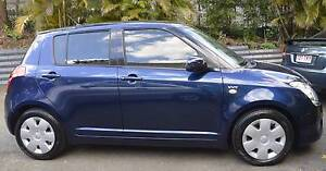 2008 Suzuki Swift Hatchback 5 SPEED MANUAL 1 OWNER Daisy Hill Logan Area Preview