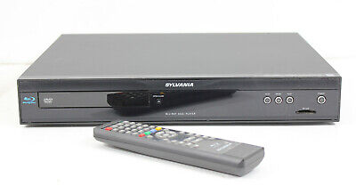Sylvania NB501SL9 Blue-Ray Disc DVD Player with Remote