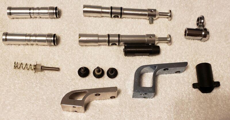 Spyder Paintball Gun Bolt Hammer Rear adjuster Cocking vertical valve spring Lot