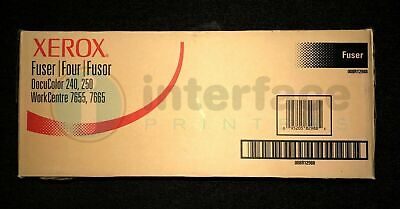 Xerox Fuser For Docucolor 240 250 Workcentre 7655 7665 7775