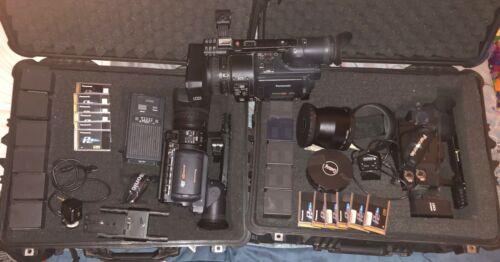 Panasonic HVX200 Camera - With Accessories