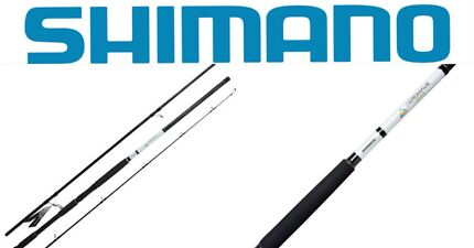 BRAND NEW SHIMANO AEROWAVE GRAPHITE 13FT SURF ROD.  Coombabah Gold Coast North Preview