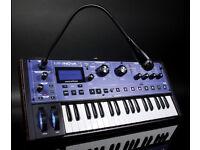 novation mininova synthesizer keyboard vocoder - immaculate, still boxed like brand new - £260