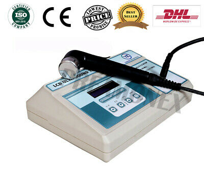 Physio Ultrasound Ultrasonic Therapy Machine For Multiple Pain Relief 3mhz Unit