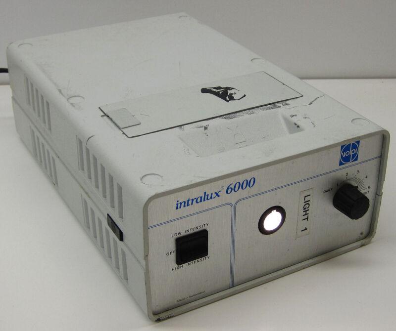 Volpi Intralux 6000 Light Source, 121V, 240W
