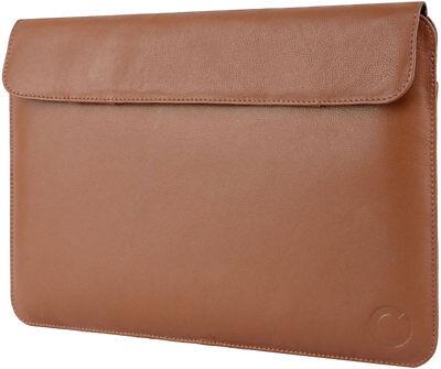Leder Notebooktasche Laptoptasche in für 13 - 14