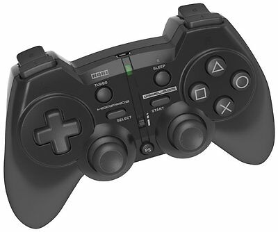 Ps3 Hori Pad Wireless Controller (Genuine PS3 Controller HORI Pad Wireless)