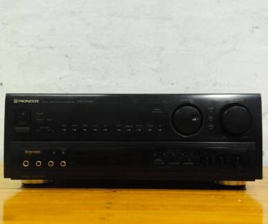 Pioneer VSX-D704S Stereo Amplifier - High Quality - Japan - 165w Brunswick Moreland Area Preview