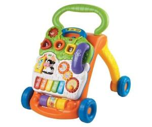 NEW VTech Sit-to-Stand Learning Walker