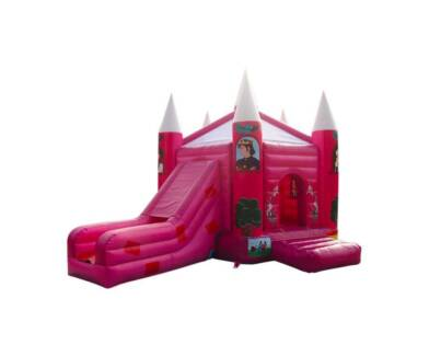 Bouncy Castles with Slides - For Hire Booragoon Melville Area Preview