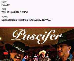 Puscifer tickets. Sydney darling harbour 25 Jan Dee Why Manly Area Preview