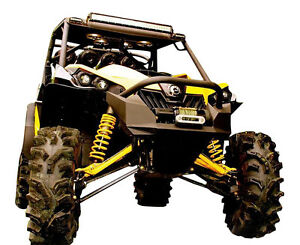 CAN-AM-Maverick-MudBusters-UTV-Fender-Flares-Mud-Snow-Sand