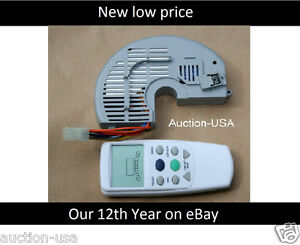 Hampton Bay Fan LCD Remote Forward Reverse Receiver EBay