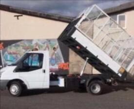 Rubbish pick up & same day