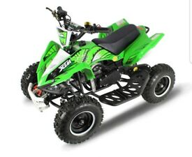 Xtm monster kids quad 50cc 2017