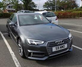 Audi A4, S-Line, 190 BHP, 6540 miles