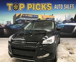 2013 Ford Escape SE, AWD, NAVIGATION, 2.0 LITER, ALLOY WHEELS !