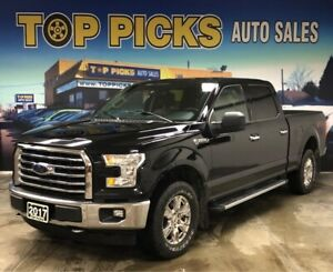 2017 Ford F-150 XLT, XTR, Crew Cab, One Owner, Accident Free!