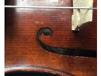 The Maidstone Violin - Antique. Early 1900's. Play ready.