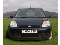Ford FIESTA 1.25 FINESSE 3 door Hatchback, 5 seats. Very low mileage. 12 months MOT. Ideal first car