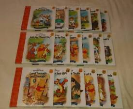 Winnie the Pooh Collection of Books