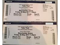 TAKE THAT WONDERLAND TOUR