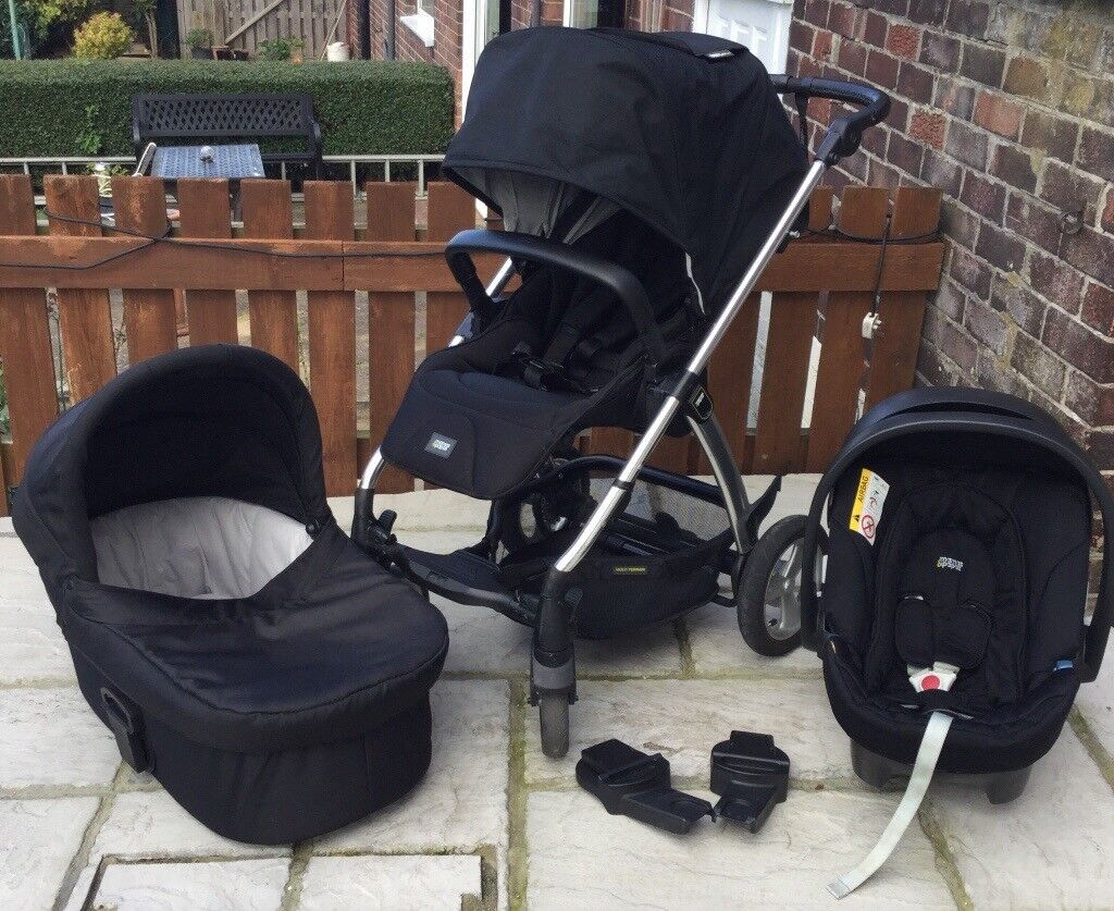 Mamas And Papas Sola2 MPX Pram with Extras
