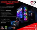 Custom Gaming Computers met RTX 3000 Serie Videokaarten