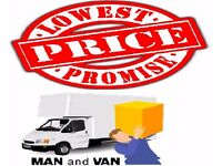 House/Office/Commercial Removals/ Relocations /Transport/ Man & Luton Van,Rubbish Builders Clearance