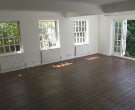 Cottage in leafy North Barnes London SW13
