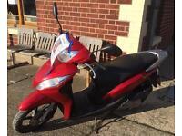 Honda 50cc moped