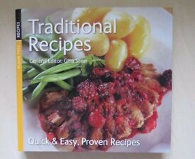 General Editor Gina Steer, Traditional Recipes