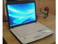 Acer Aspire 5315 Laptop (working please read details)
