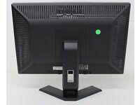 Dell E207WFPC 20-inch WideScreen UltraSharp LCD Monitor with detachable Stand