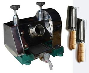 Sugar Cane Ginger Press Juicer Juice Machine Press Manual Model 134120